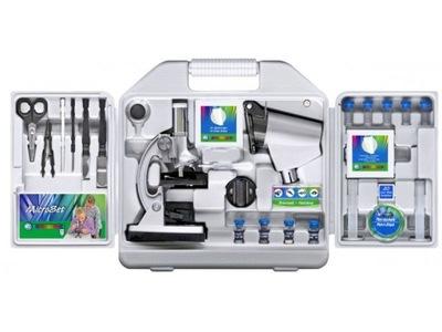 Mikroskop bresser junior walizka