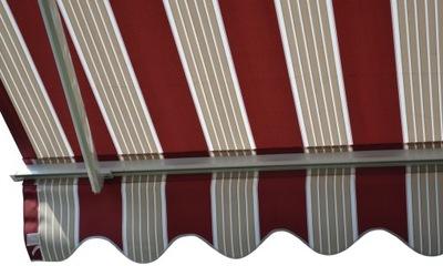 маркиза для балкона терраса 300x250 +UV50 № 1