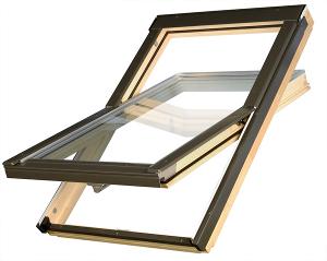 Окно крыши OPTILIGHT 78x118 + воротник Новый - Сонч