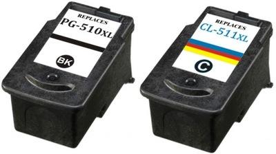 TUSZ do CANON PG510 XL +CL511 MP240 250 480 IP2700