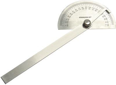 Uhlomer -  ANGLÍKOVÝ KRUHOVÝ UHOL 150 mm 180. 793829