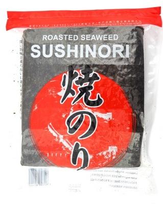 Водоросли для суши Нори RED 50 листов
