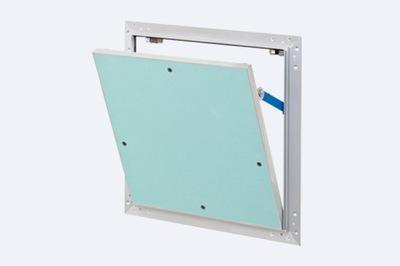 Dvere revízia GK 35x100 cm ochrany OSVEDČENIE