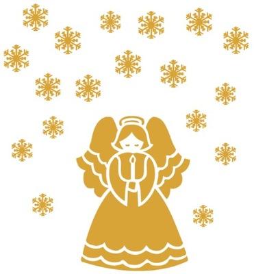 b354b1a8 Ozdoby świąteczne na okna dla dzieci - 30 WZORÓW ! - 7674919113 ...