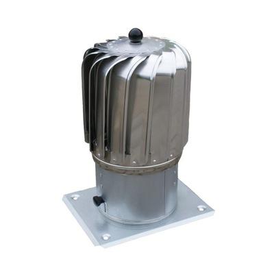 Hlava pre komínový 150 mm POZDĹŽNE rotácie na komín