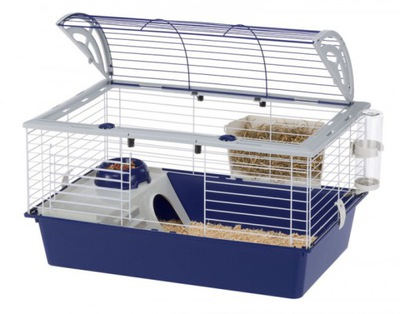 Аквариумных CASITA 80 клетка Для Кролика, Свинки 78см