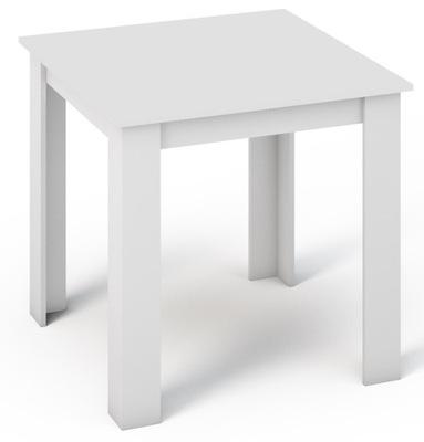 стол КОНГО 80x80 Белый стол ??? кухни ??? гостиную