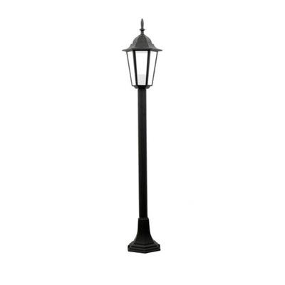 SANICO TOSKÁNSKO poschodí žiarovka E27 96.5 cm, čierna