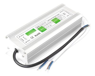 NAPÁJANIE 12 V 8.3 A 100W VODOTESNÝ IP67 PRE LED-T.