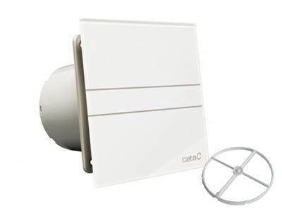 Вентилятор Ванны CATA E -100 г + Крышка стекло
