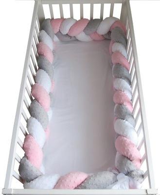 КОСА Протектор для кроватки 360 см трикотаж