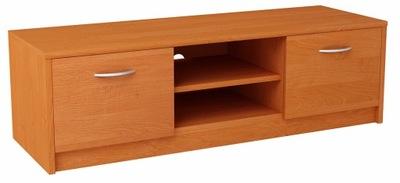 Шкаф столик RTV 2DC 120см Ольха комод, книжный шкаф