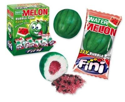 ФИНИ резинка вау, жвачка-Watermalon вкус арбузная 10шт