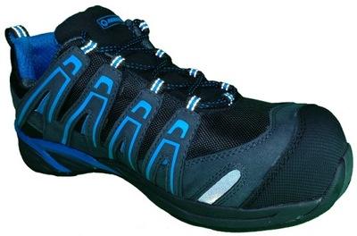 Moderné pracovné topánky Light Toe Digger r43