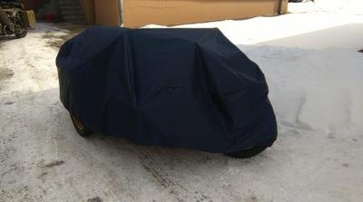 ЧЕХОЛ NA МОТОЦИКЛ ZUNDAPP KS 750 BMW R75 R71 R-12