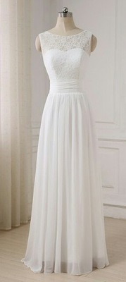 Okazja!!! Suknia ślubna szyta na miarę