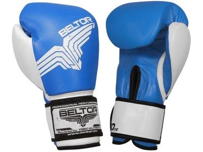 BELTOR Pro Boxerské Rukavice-10 oz Boj na TRECIE