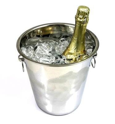 Емкость ведро ЛЬДА Шампанского ведро БОЛЬШОЙ КУЛЕР