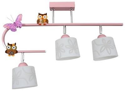 Lampa visí na dieťa RÔZNE WIDGETY vyberať