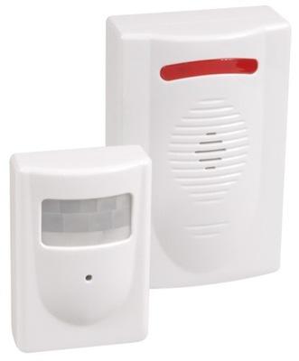 Smart senzor - Mini ALARM z czujnikiem ruchu sygnalizator wejścia