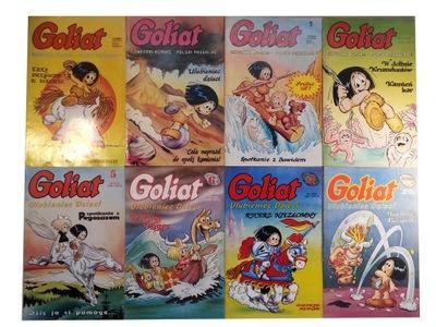 GOLIAT nr. 3/1990 - stan kolekcjonerski