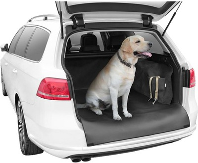 крепкая коврик собака для багажного отсека УНИВЕРСАЛ кожа разм. XL