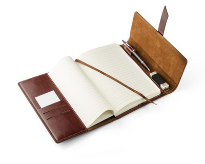 Elegancki NOTES A5 ORGANIZER notatnik + GRAWER
