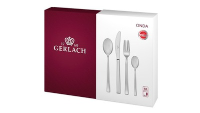Gerlach Onda NK 30 комплект столовые ?????????? восемь элем . коробка