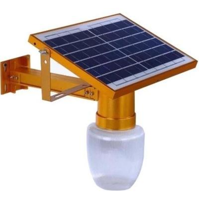 Solárne pouličné lampy je 10 W, 20 Led SMD, 8000mAh