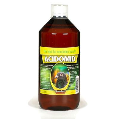 Benefeed Acidomid 1000ml для голубей