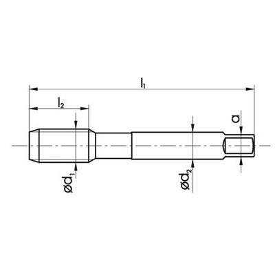 stroj Vodovodné potrubie G1/8 HSS FANAR