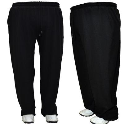 Nike Air Max czarne męskie spodnie sportowe duże 3XL 4XL