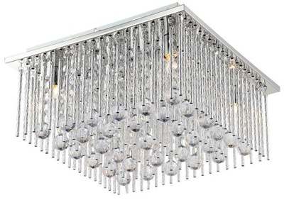STROPNÉ svietidlo TRIO LUX.O interiér, svetlo LUSTER G9 ECO