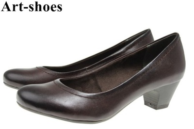 6a12e2fec7195 Rieker Antistress Półbuty L4766 Art-shoes 40 6697811976 - Allegro.pl