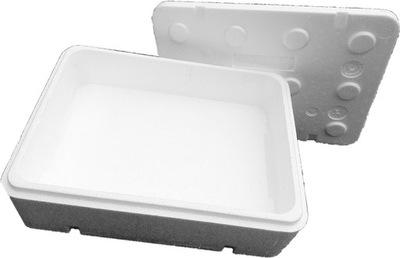 FB160 Opakowania Termoizolacyjne Termobox 13l bial