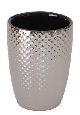 КРУЖКА Ванны Аксессуары серебро керамика