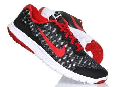 NIKE FLEX EXPERIENCE RN 8 (GS) (AQ2246 003) Dziecięce | cena 134,99 PLN, kolor SZARY | Buty do biegania Nike