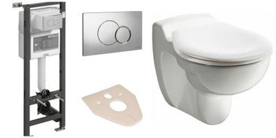 WC misa - Keramag KIND záchodová misa pre škôlku