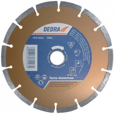 Rezací kotúč - DEDRA SEKCIONÁLNY DIAMOND DISC 150 / 22.2 H1110