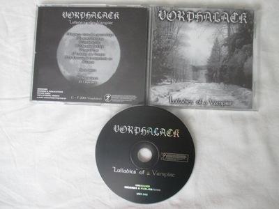 VORPHALACK Lullabies of a Vampire CD