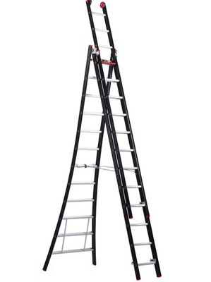 Лестницы лестница алюминиевая 3x14 ALTREX НЕВАДА
