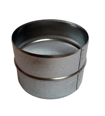 Konektor interného 50 mm potrubie spiro hadice kapota