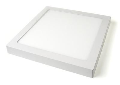 панель LED для настенного монтажа квадрат 24W ПЛАФОН 3 -ЦВЕТА
