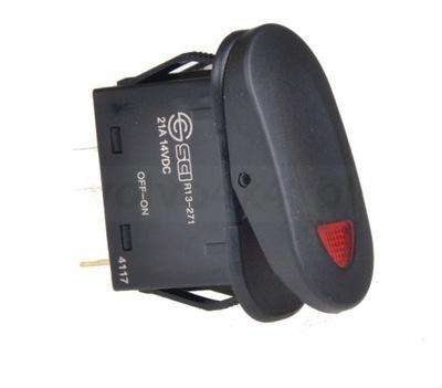Выключатель ОГНИ LED 21A 12V ЛАМПА панель SWITCH