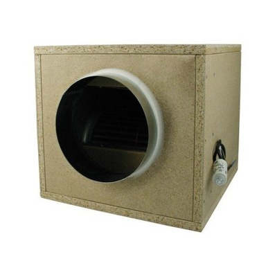 VENTILÁTOR: RADIÁLNE, BOX MDF, 60x60xh64cm fi-400