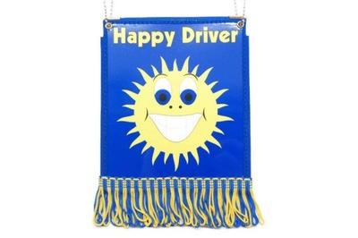 PROPORCZYK prostokątny HAPPY DRIVER TIR BUS
