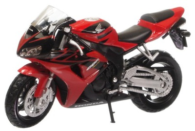 МОТОЦИКЛ MOTOR Honda CBR 1000RR Welly 1 :18 ГОНЩИК