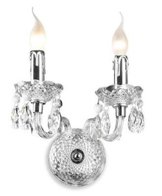 Svietidlá - LAMPYESKLEP A.90690-2 CL Maria Teresa WHIZ Italux