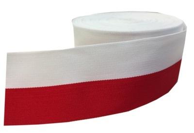 лента лента бело красная софит-5СМ