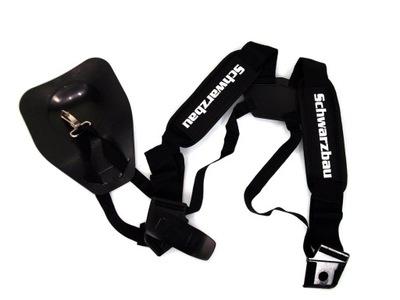 Vyžínač - SPOLOČNOSŤ HARNES pre spaľovacie kefy na nosenie kosých pásov